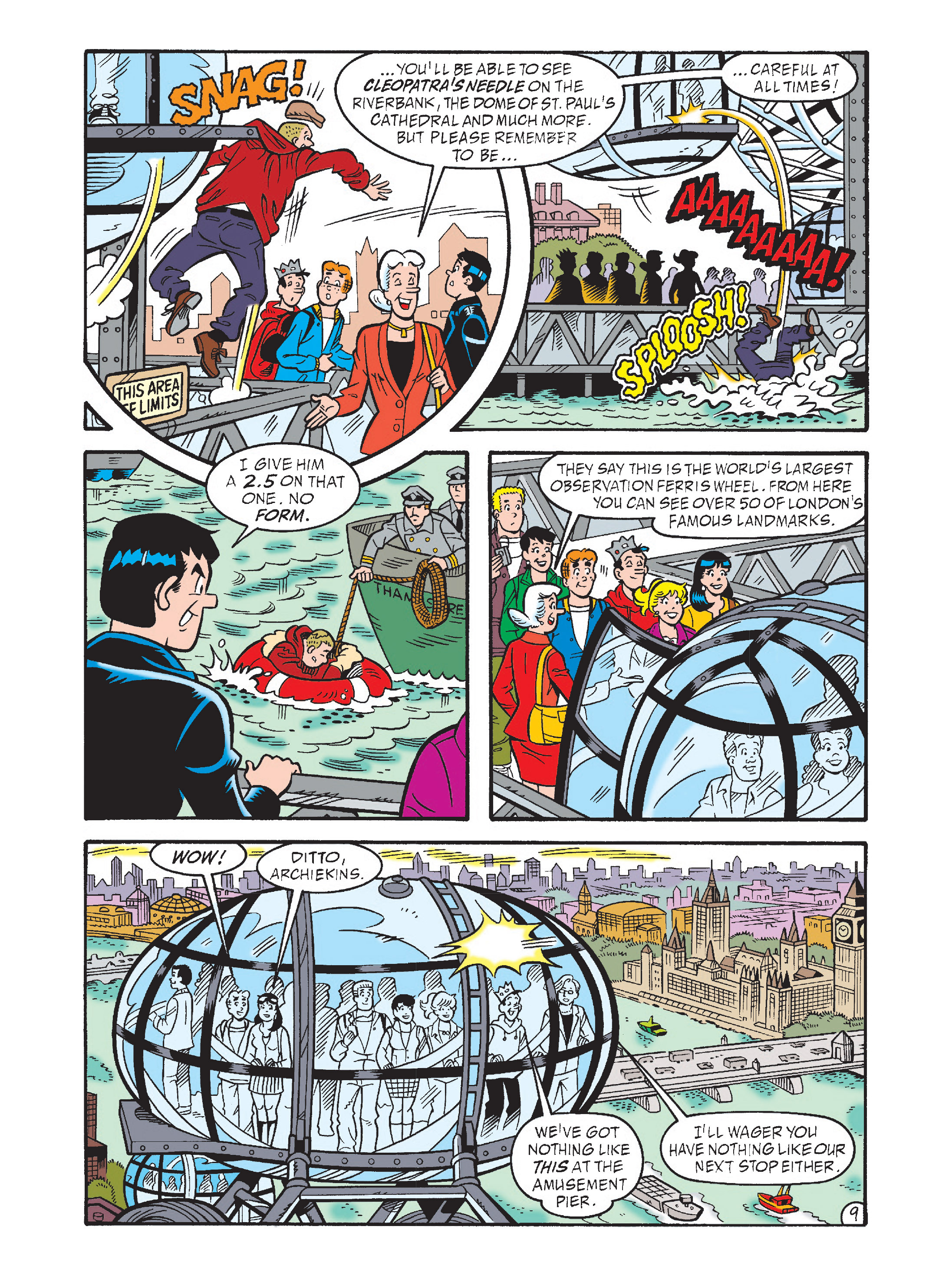 Read online Archie's Funhouse Double Digest comic -  Issue #1 - 44