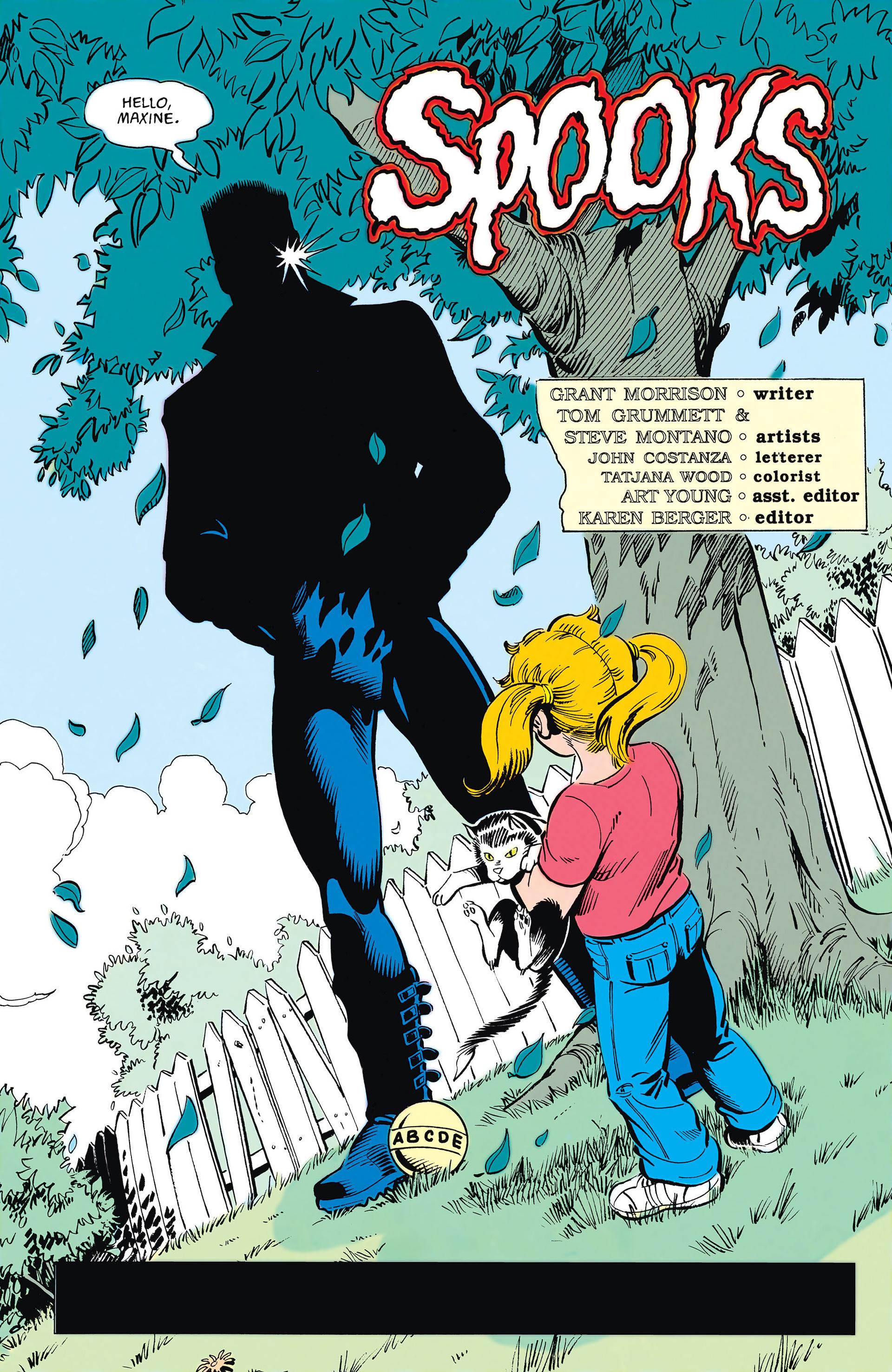 Read online Animal Man (1988) comic -  Issue #14 - 3