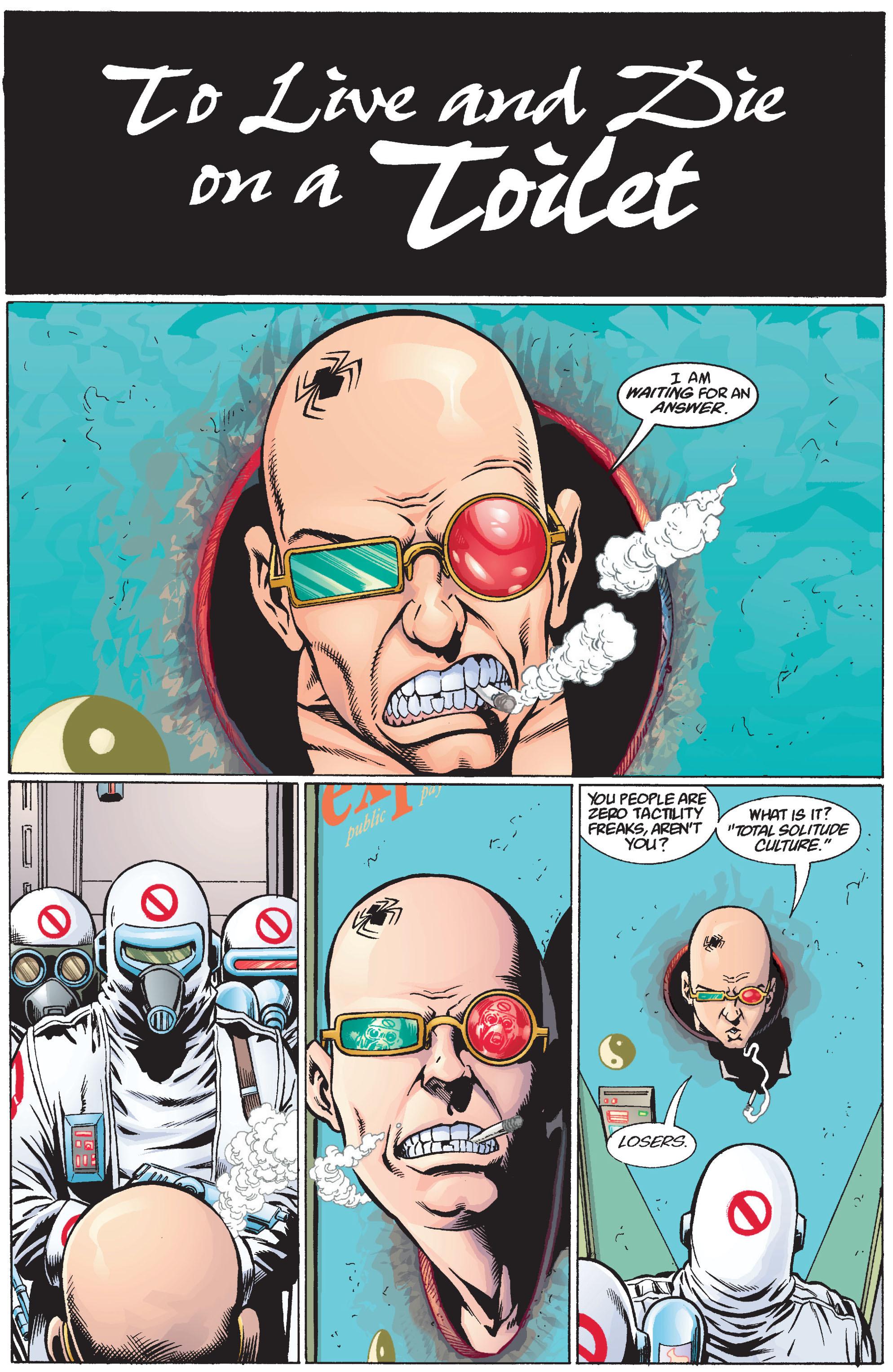 Read online Transmetropolitan comic -  Issue #12 - 6