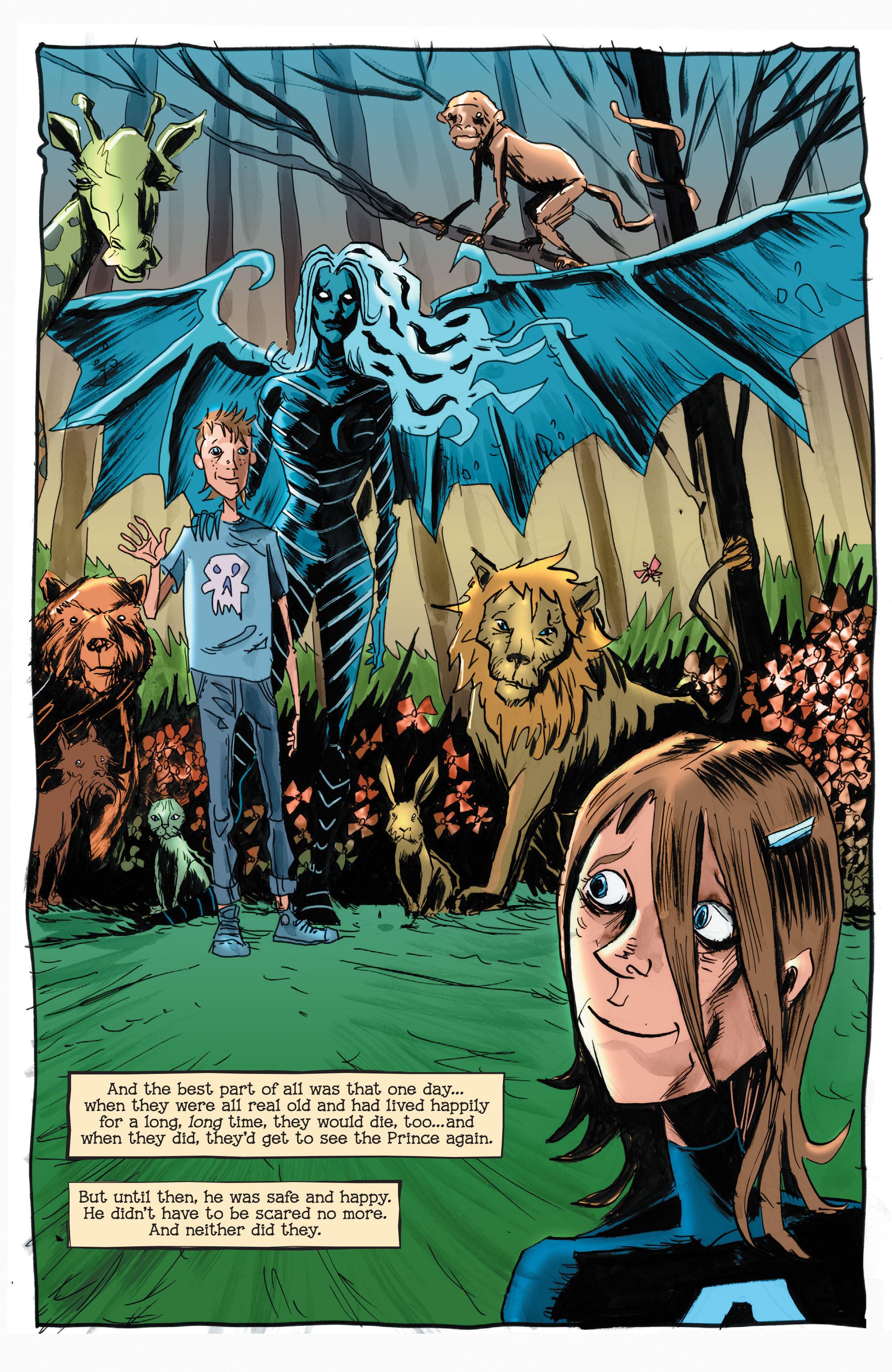 Read online Animal Man (2011) comic -  Issue #29 - 17