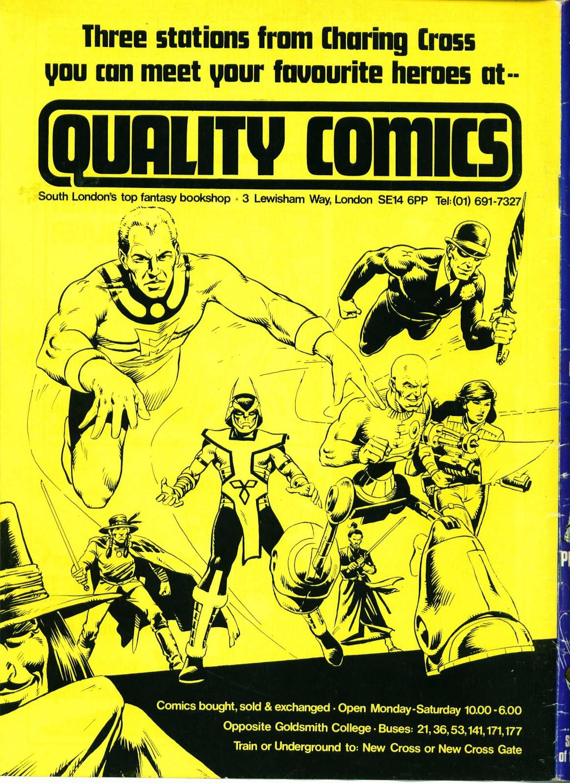 Warrior Issue #3 #4 - English 51