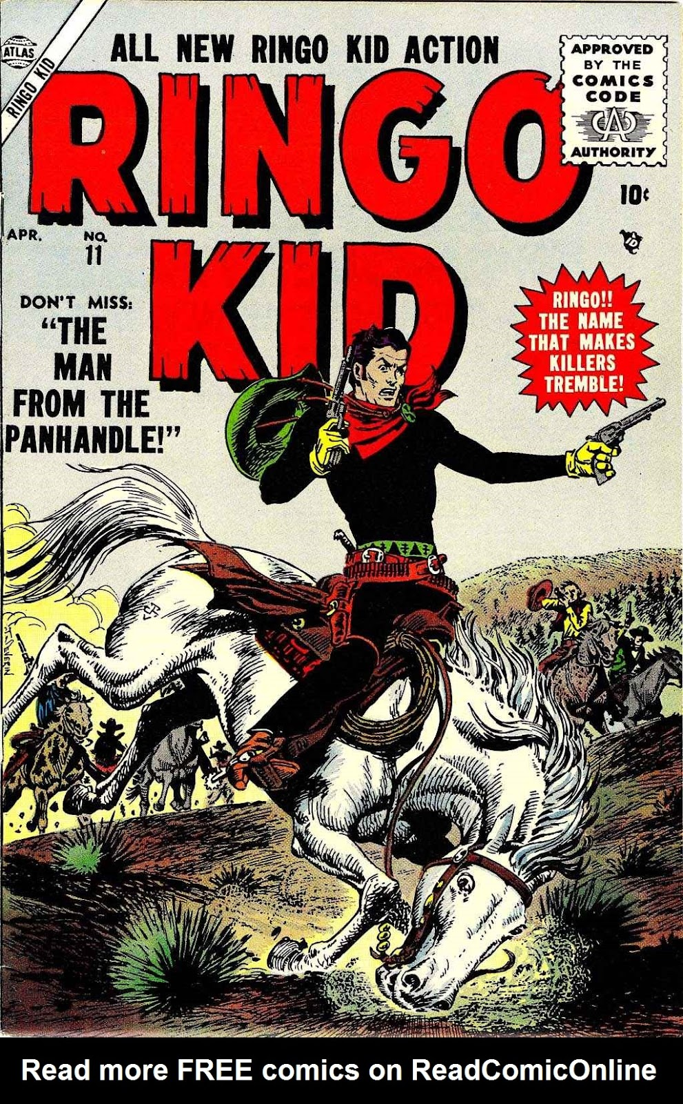 Ringo Kid (1955) issue 11 - Page 1