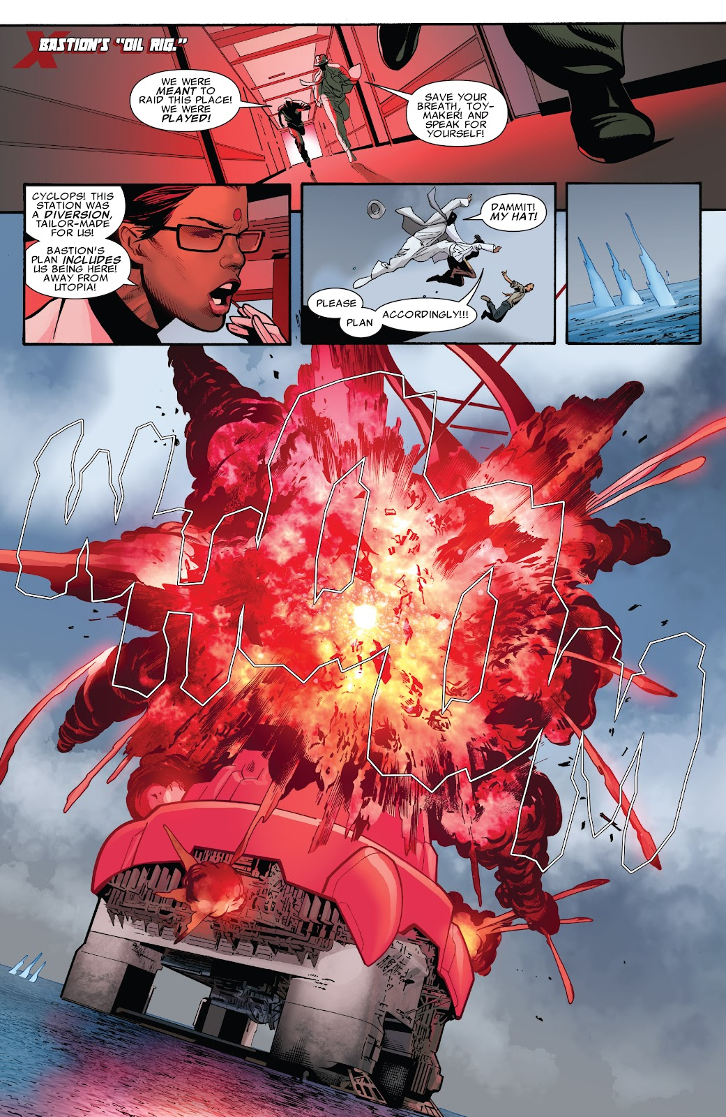 Read online X-Men: Second Coming comic -  Issue # _TPB (Part 2) - 84