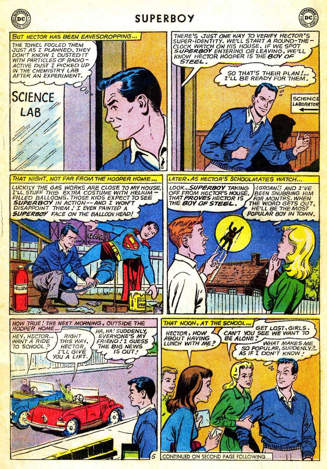Superboy (1949) issue 116 - Page 14