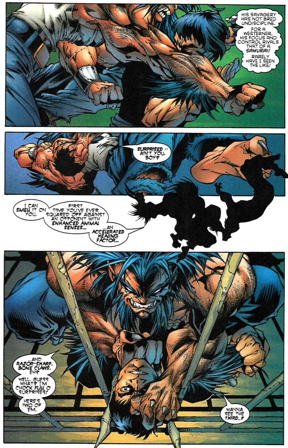 X-Men (1991) 62 Page 9