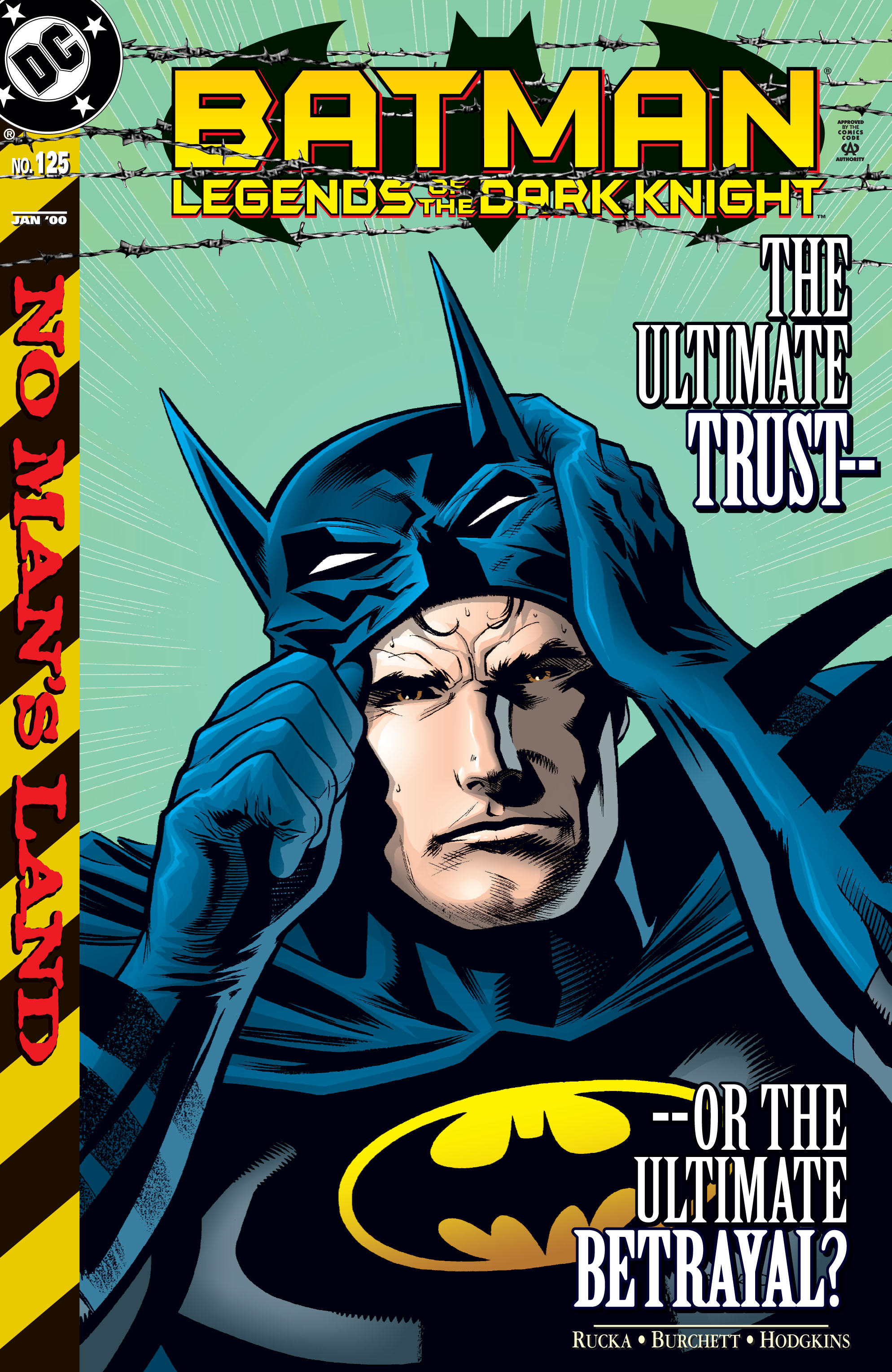 Batman: Legends of the Dark Knight 125 Page 1
