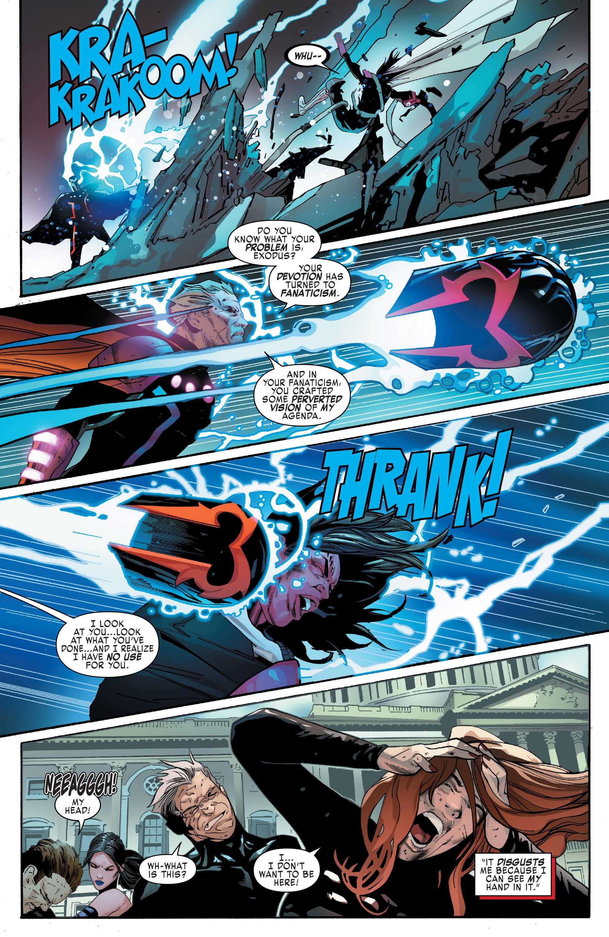 Read online Uncanny X-Men (2016) comic -  Issue #14 - 15