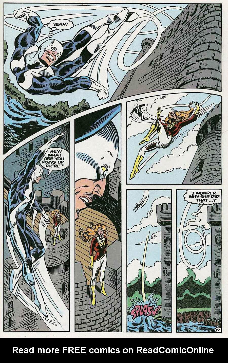 Elementals (1984) issue 19 - Page 21
