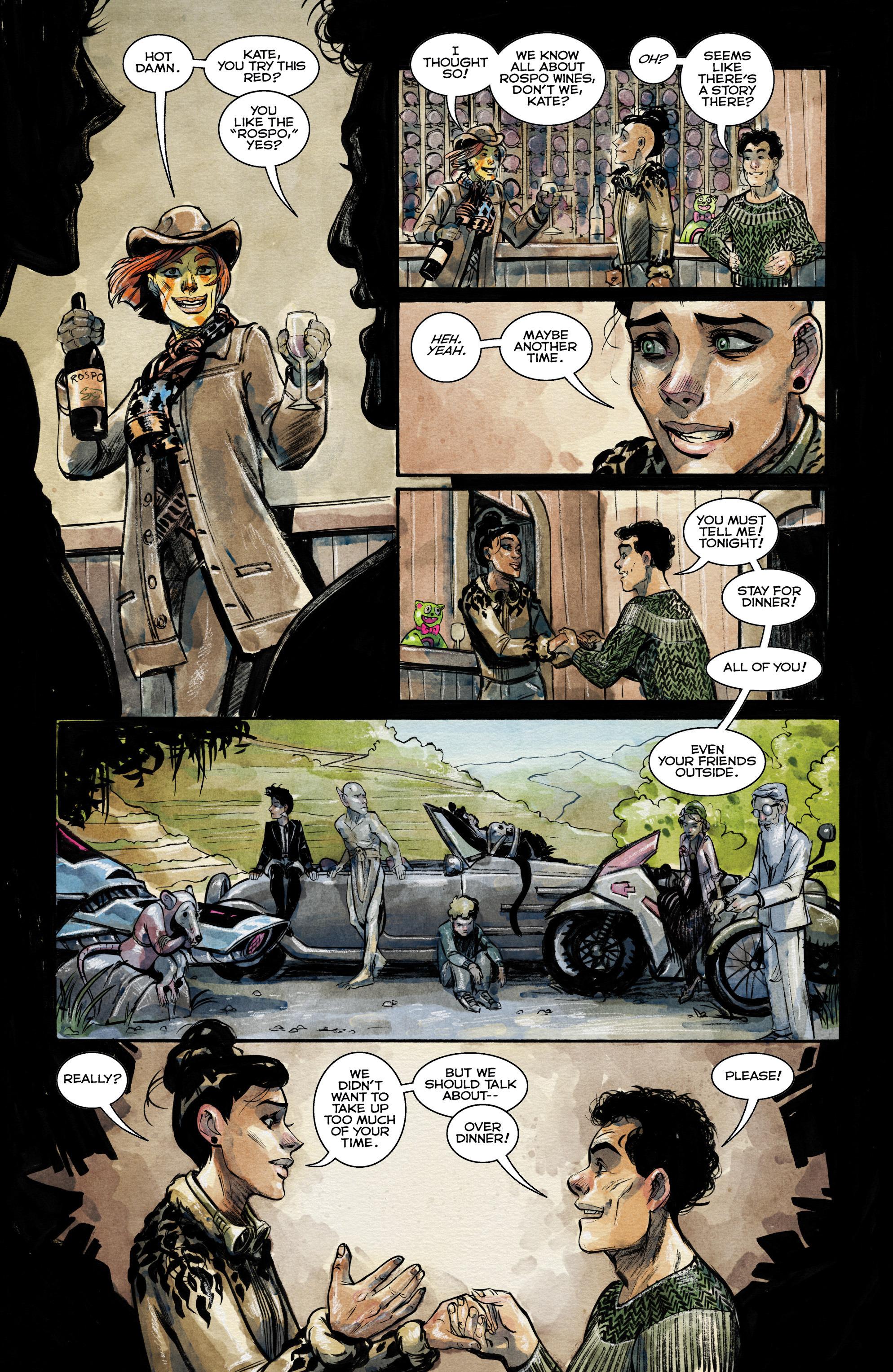 Read online Shutter comic -  Issue #22 - 6