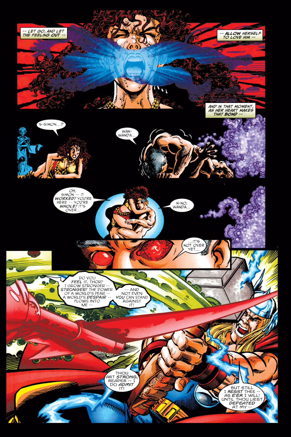 Read online Avengers (1998) comic -  Issue #11 - 20