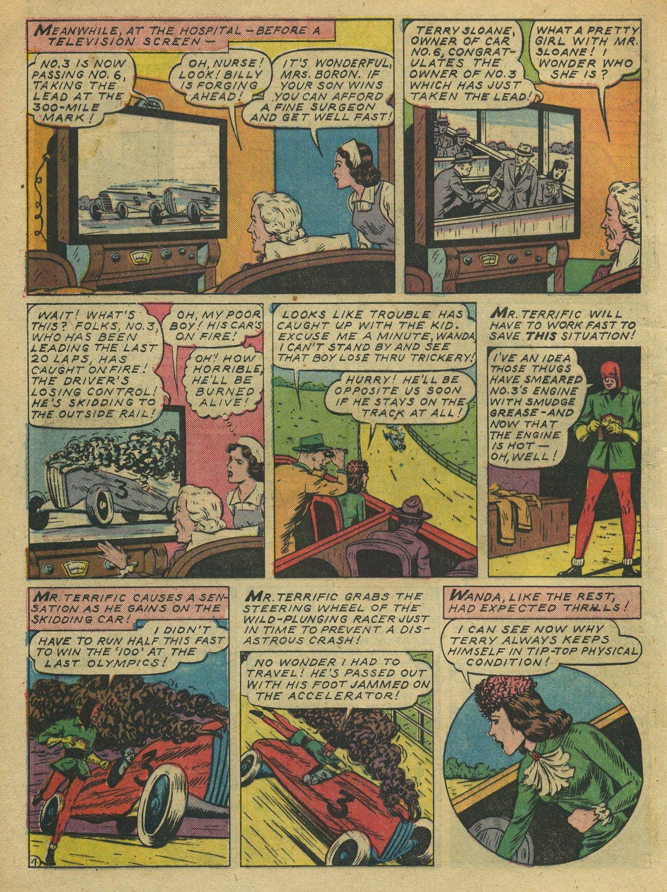Read online Sensation (Mystery) Comics comic -  Issue #10 - 28