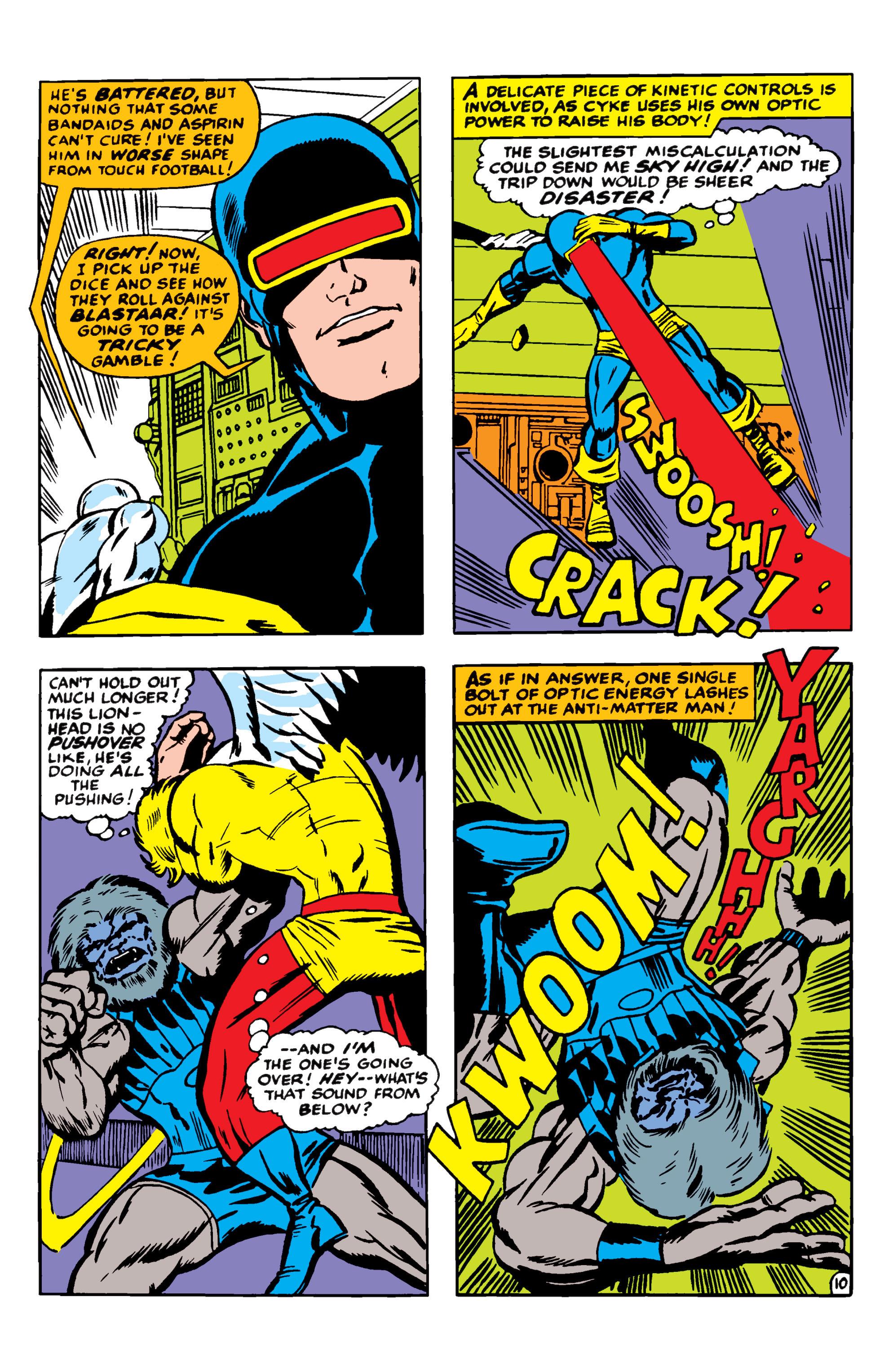 Uncanny X-Men (1963) 53 Page 10