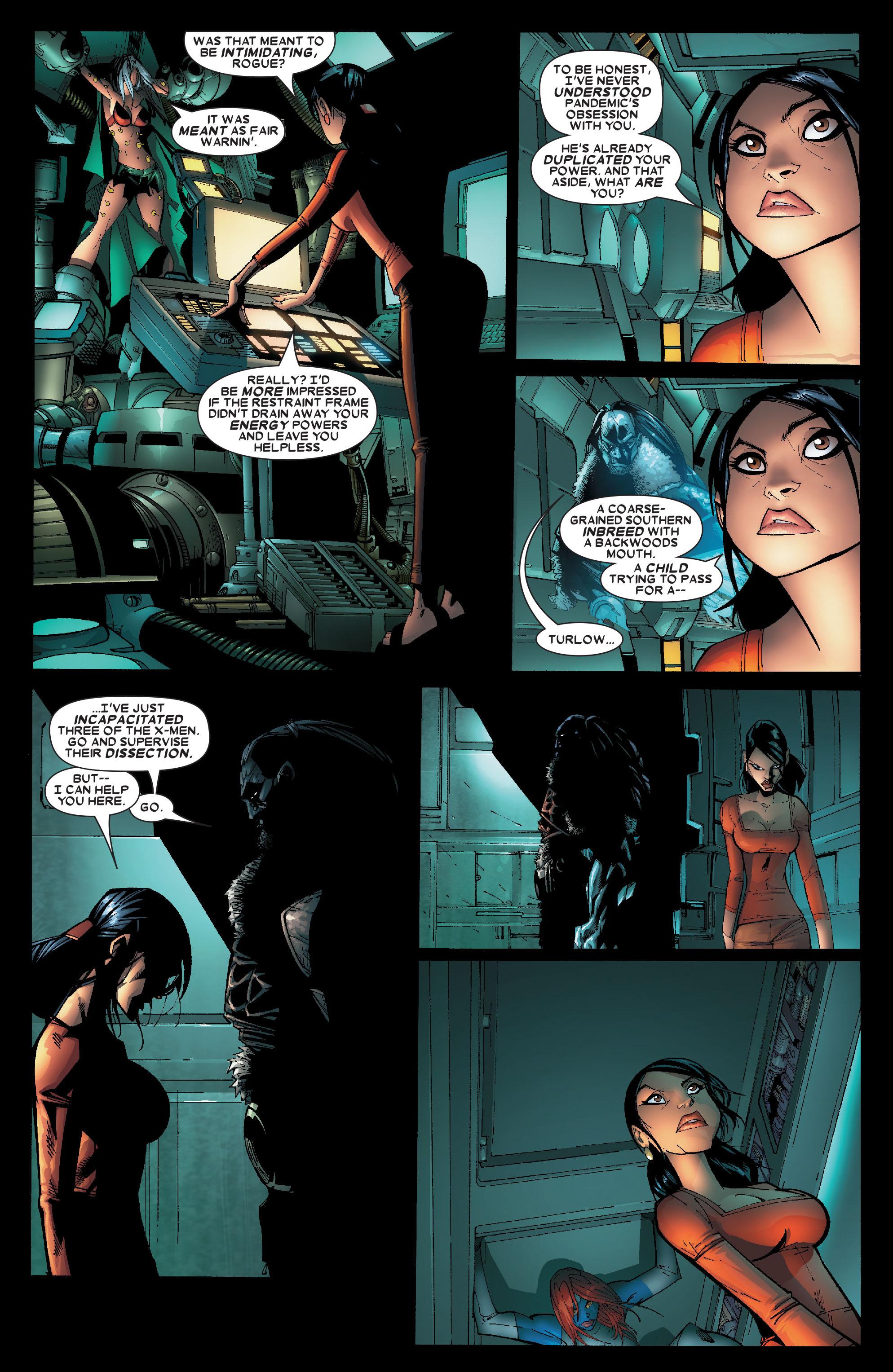 X-Men (1991) 196 Page 2