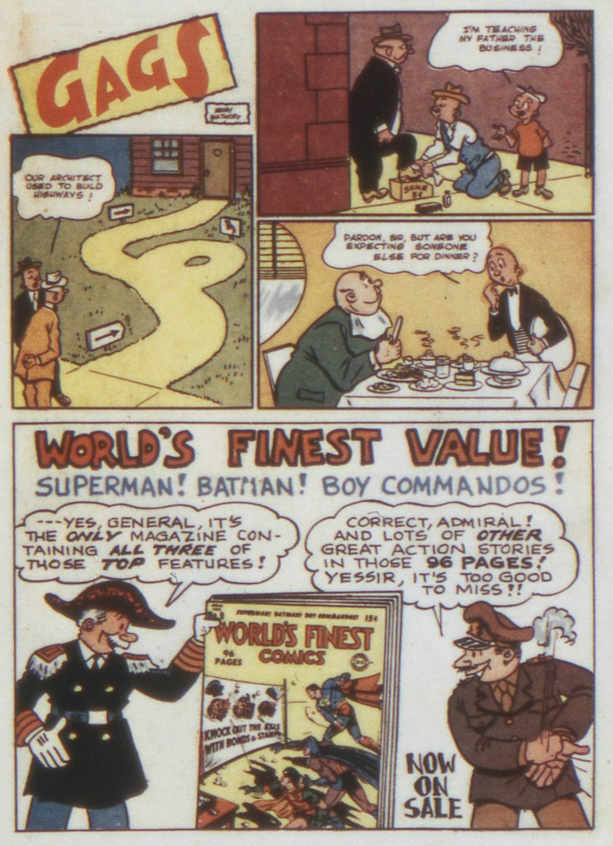 Read online Detective Comics (1937) comic -  Issue #74 - 29
