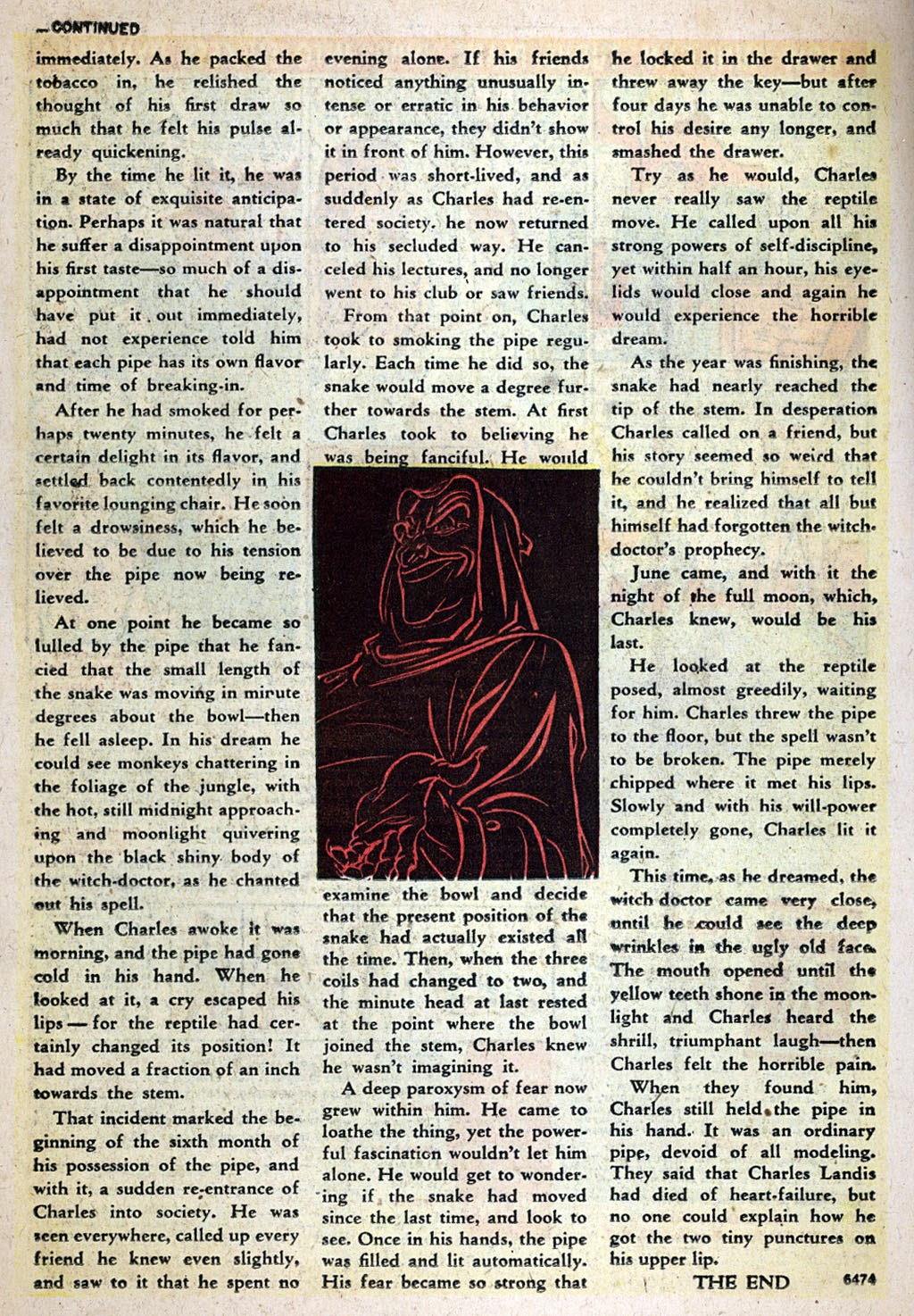 Journey Into Unknown Worlds (1950) issue 4 - Page 18