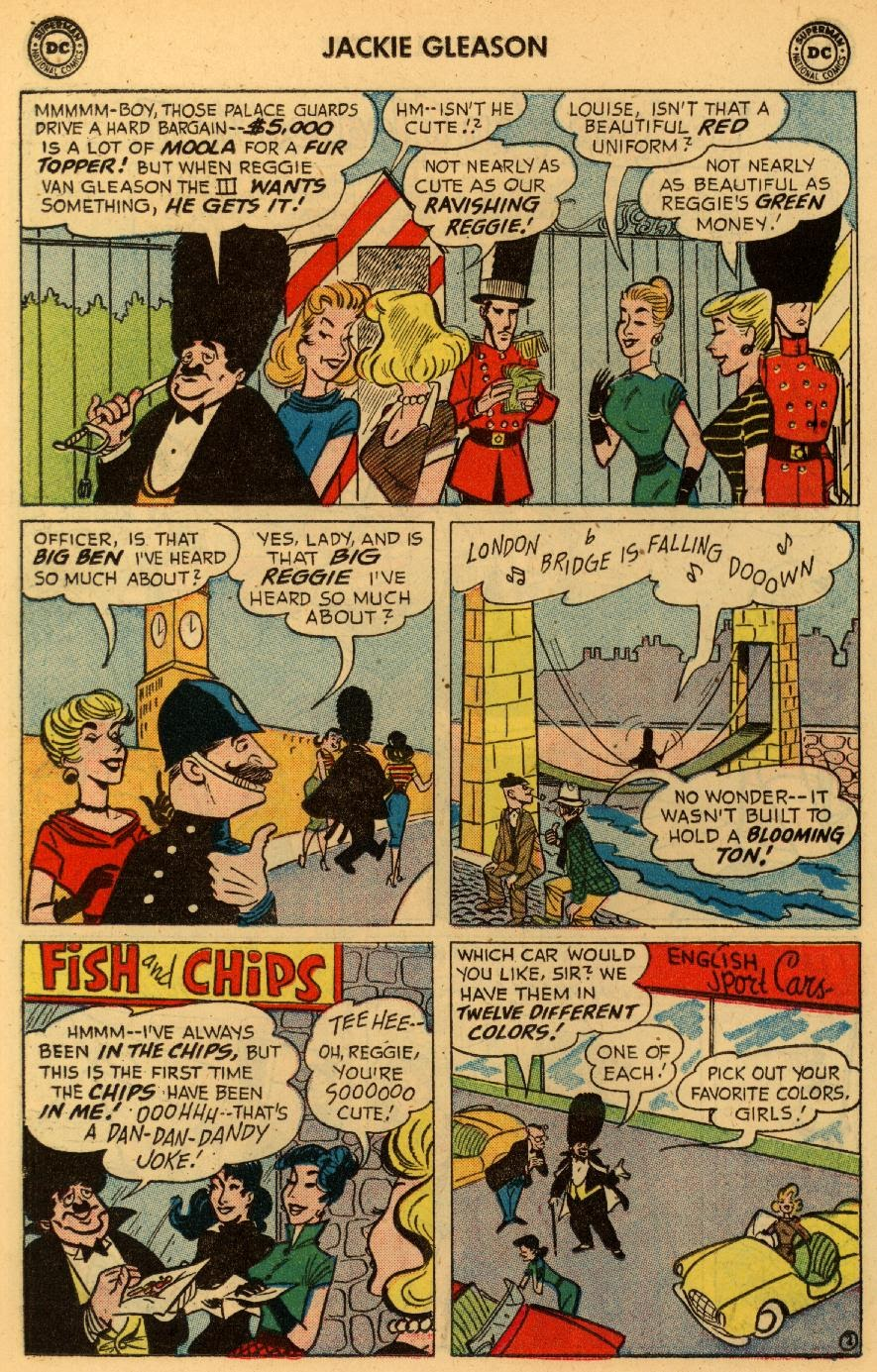 Jackie Gleason and the Honeymooners issue 8 - Page 26