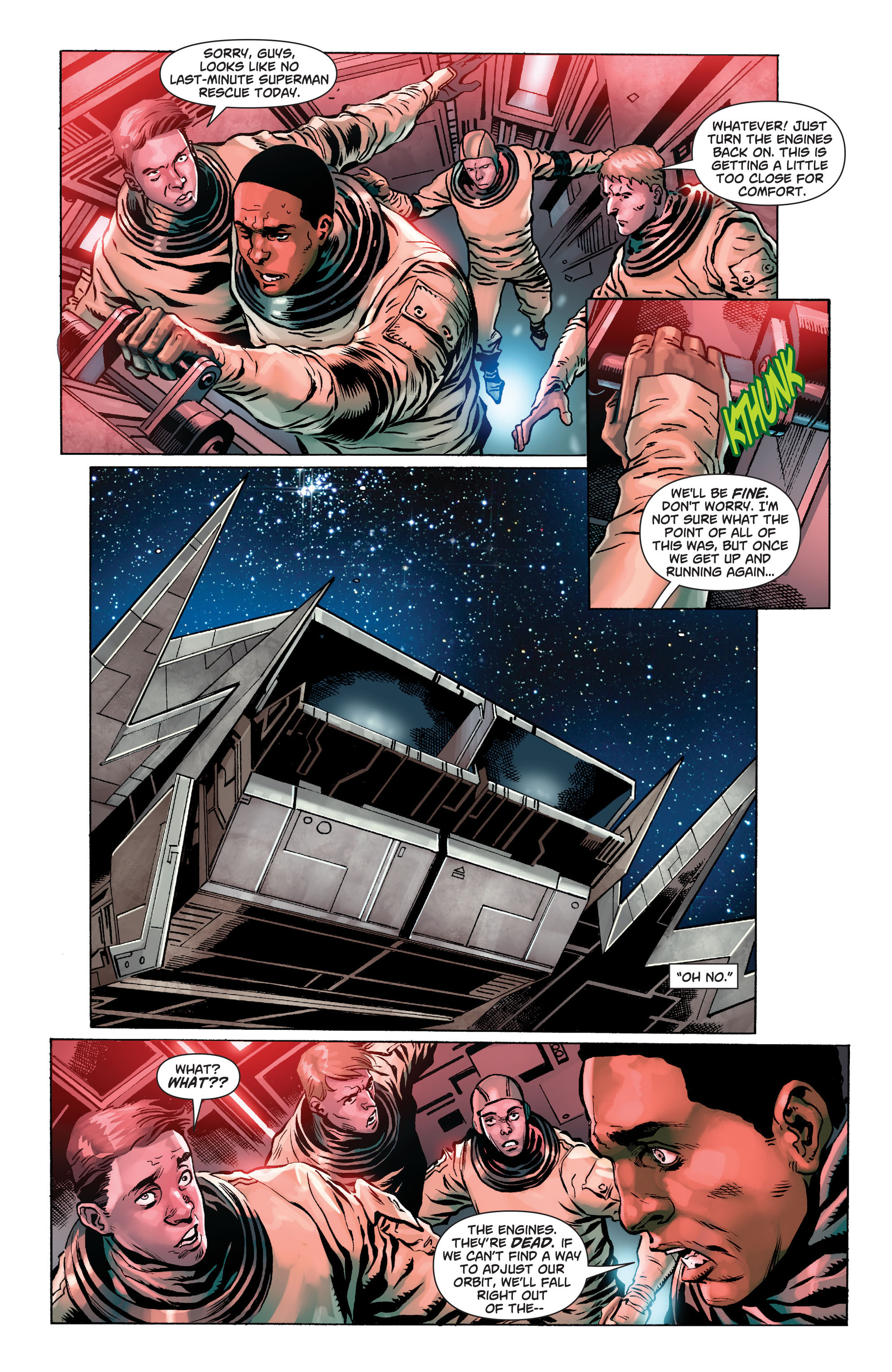 Read online Action Comics (2011) comic -  Issue #23.3 - 15