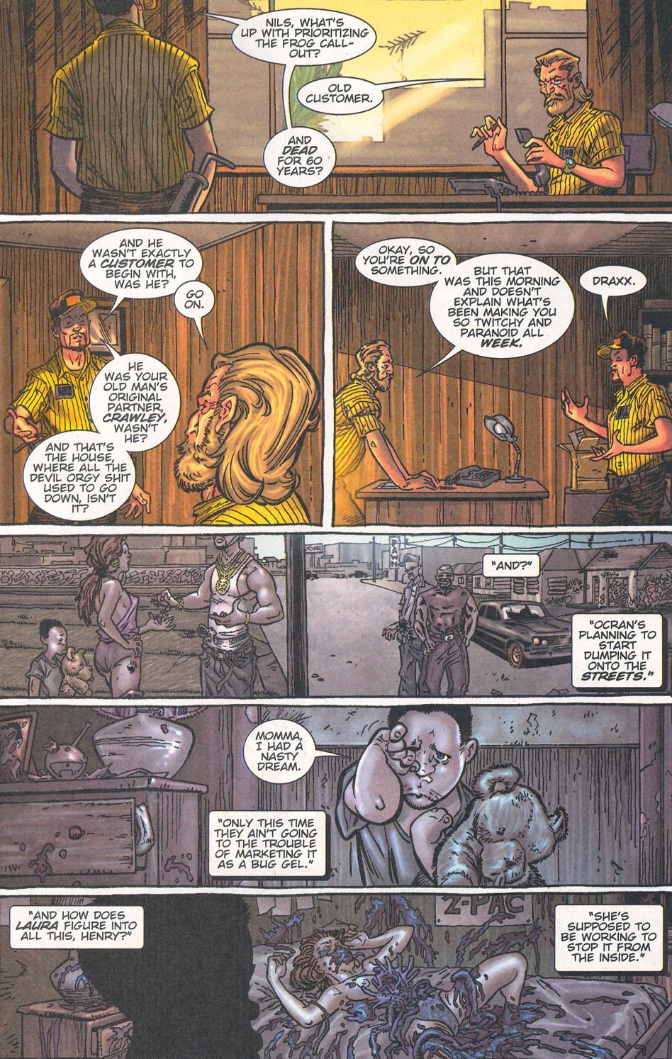 Read online The Exterminators comic -  Issue #16 - 16