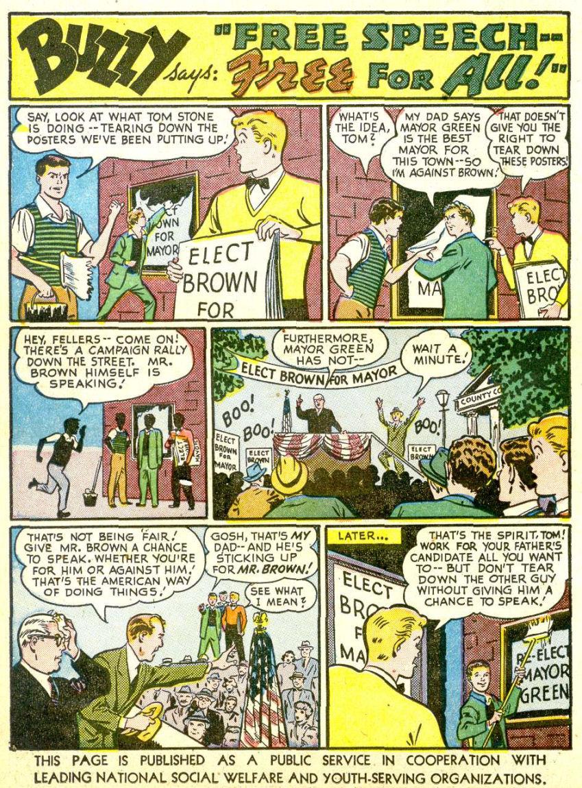Read online Sensation (Mystery) Comics comic -  Issue #113 - 22