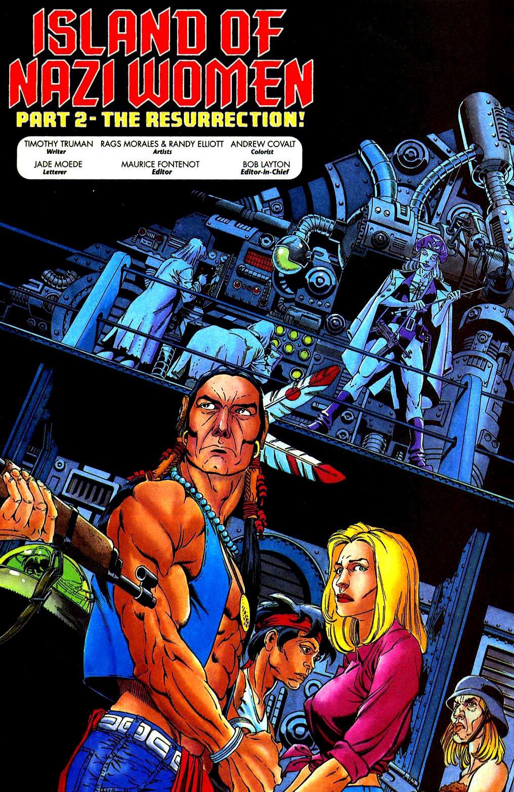 Read online Turok, Dinosaur Hunter (1993) comic -  Issue #38 - 3