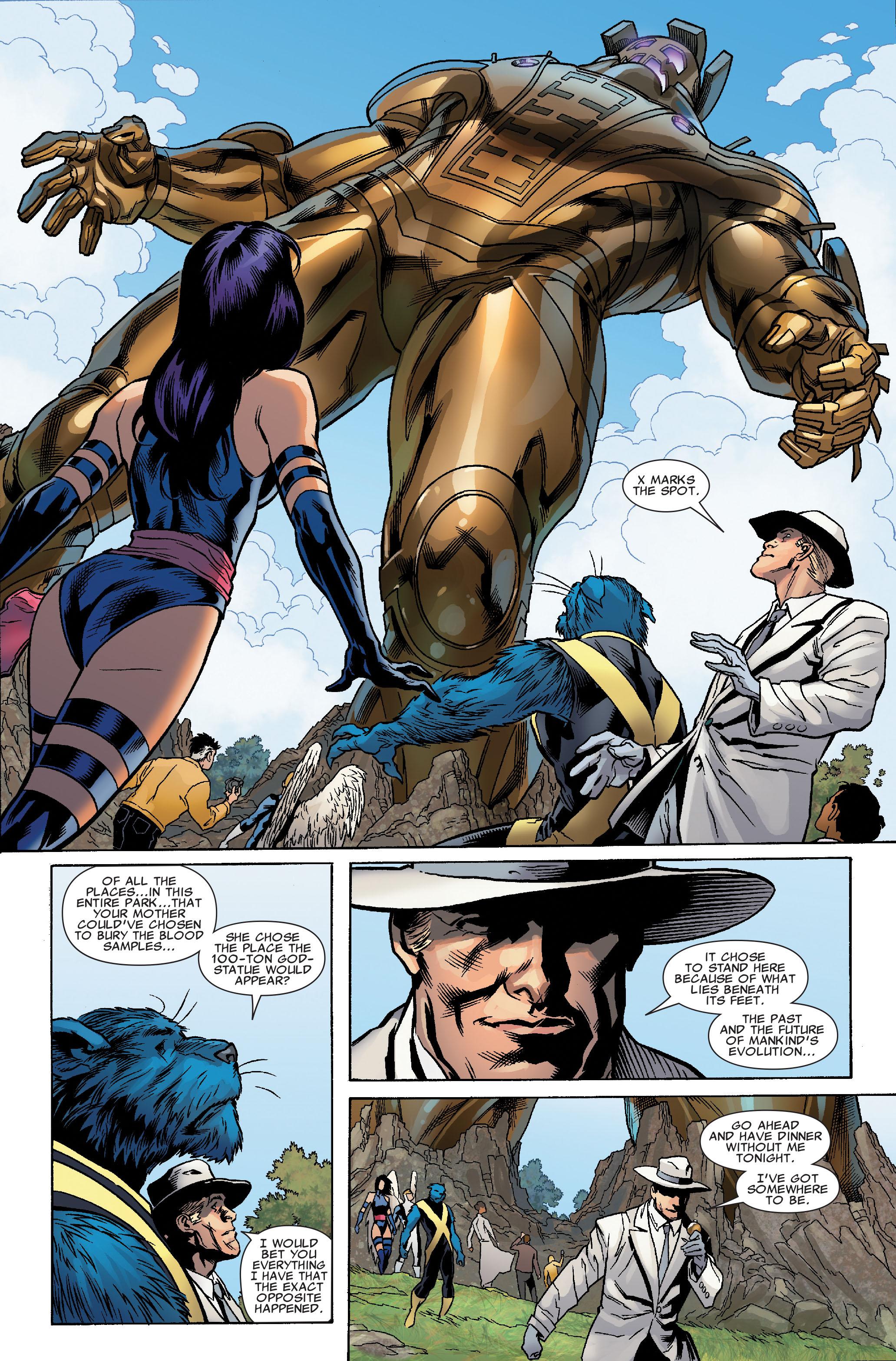 Read online Uncanny X-Men (1963) comic -  Issue #512 - 39