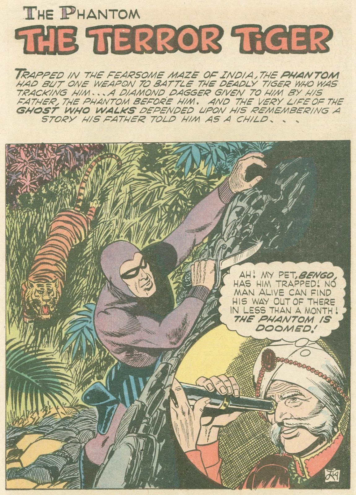 The Phantom (1966) issue 21 - Page 16