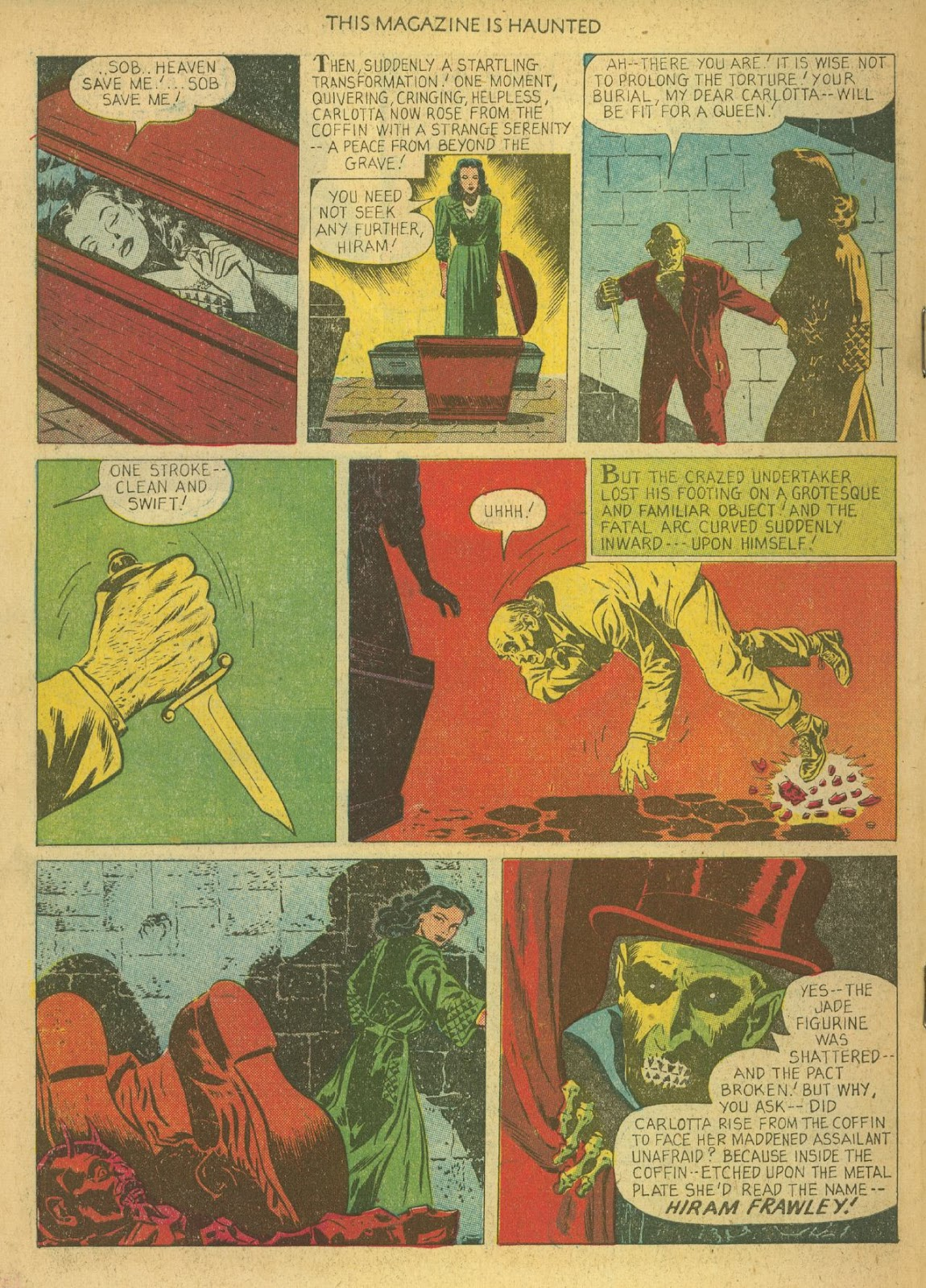 Read online This Magazine Is Haunted comic -  Issue #1 - 34