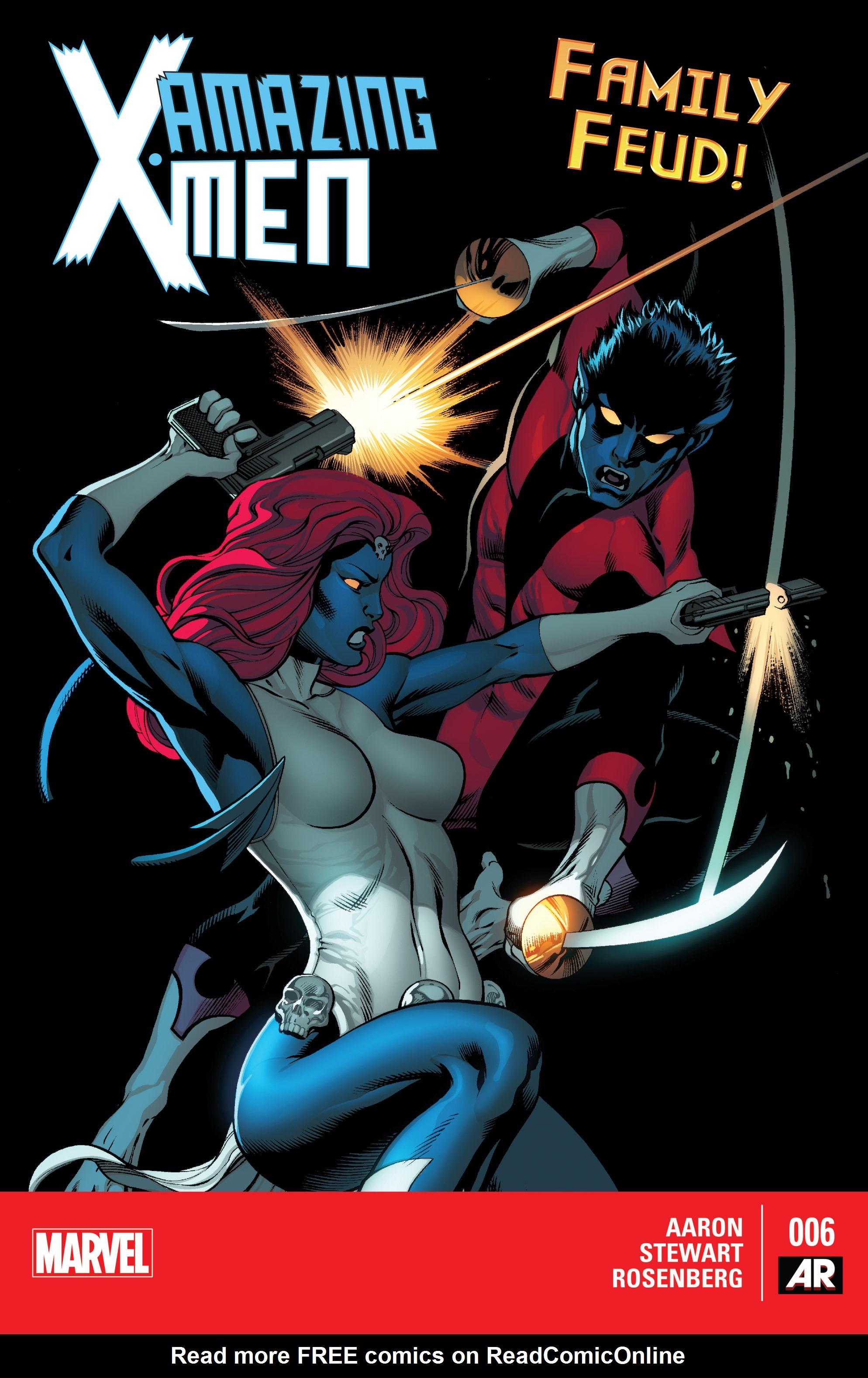 Amazing X-Men (2014) 6 Page 1