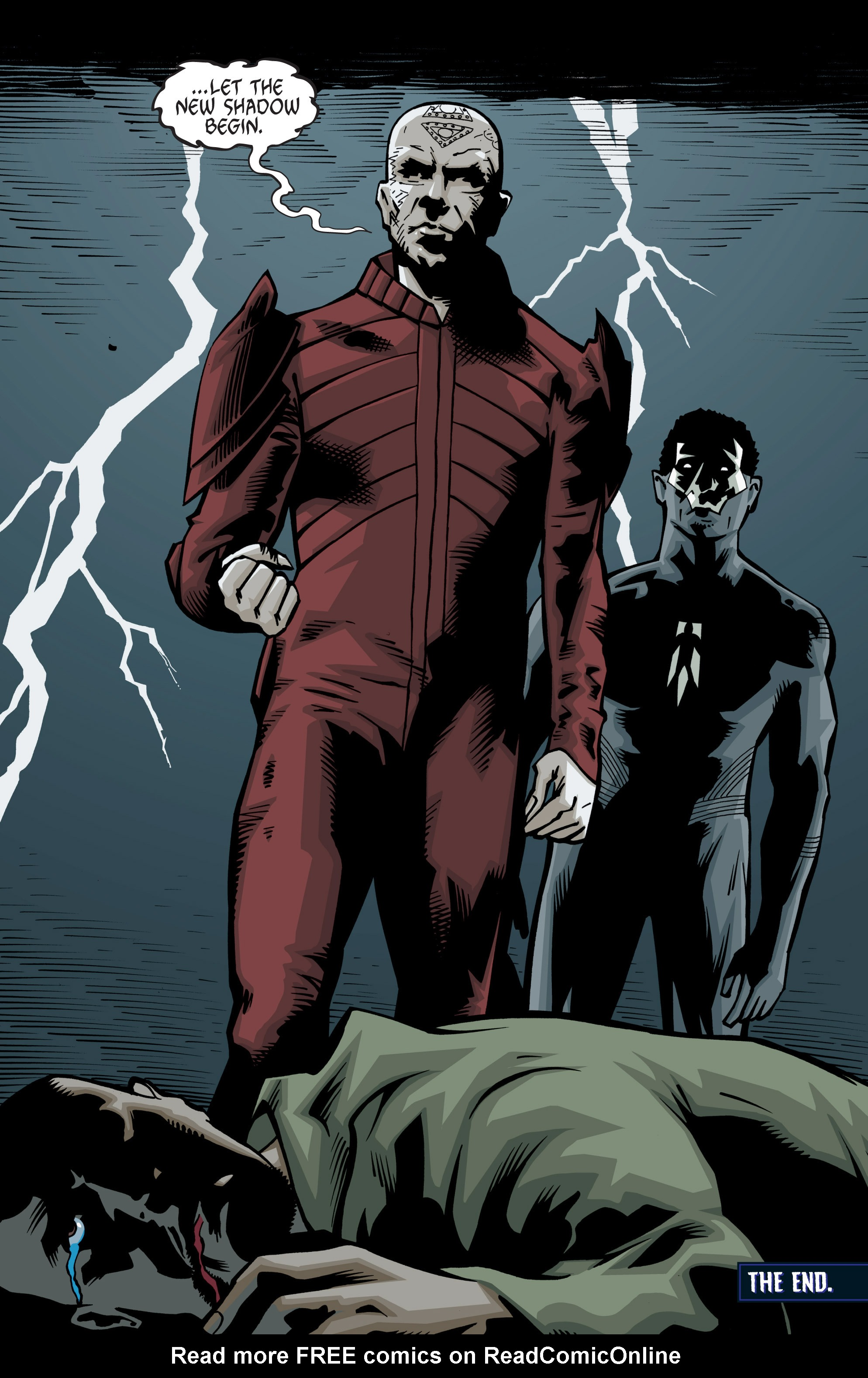 Read online Shadowman: End Times comic -  Issue #3 - 27