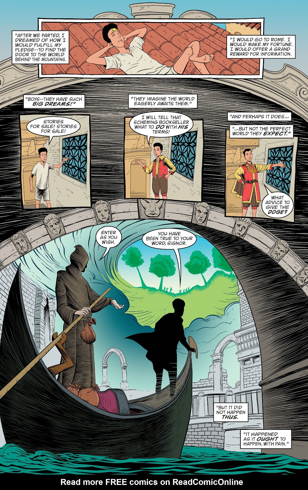 Read online The Children's Crusade comic -  Issue # _TPB (Part 1) - 85