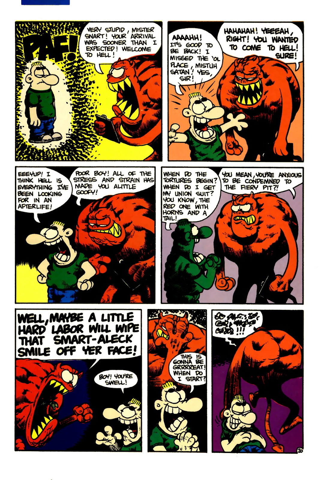 Ralph Snart Adventures (1988) issue 5 - Page 23