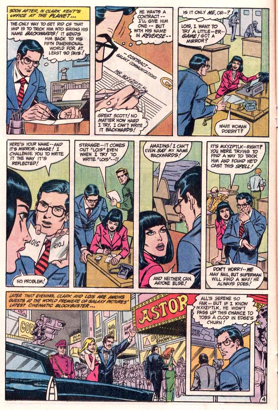 Read online Action Comics (1938) comic -  Issue #563 - 13