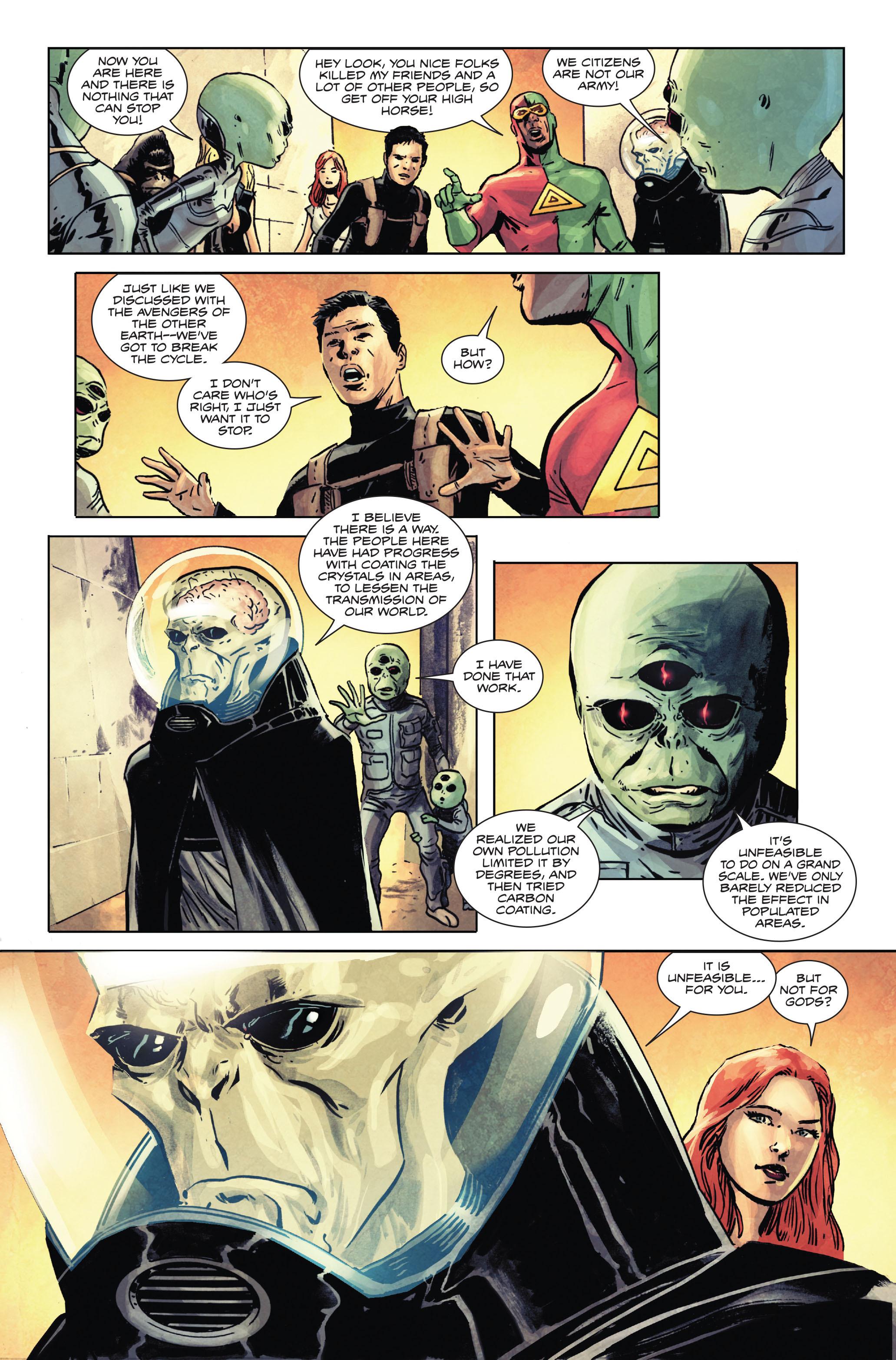 Read online Atlas comic -  Issue #5 - 20