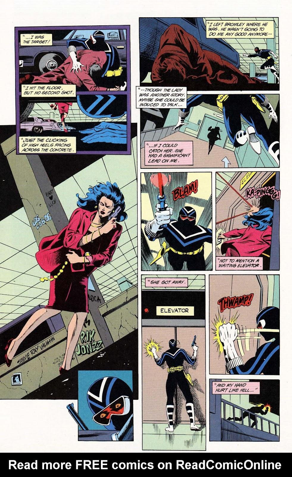 Vigilante (1983) issue 32 - Page 28