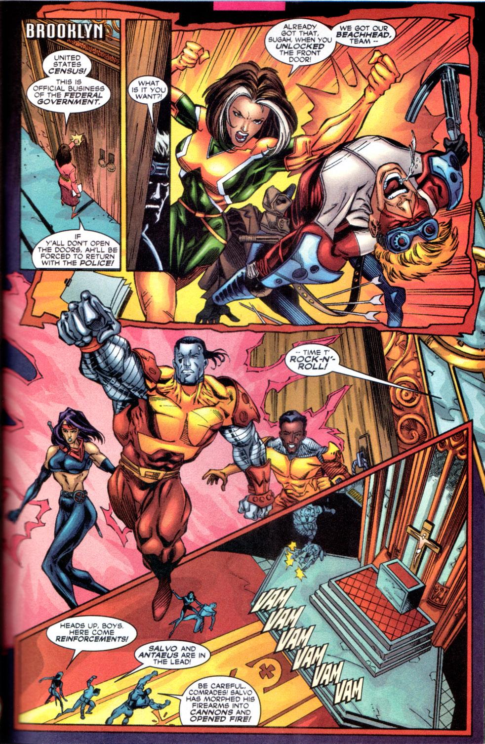 X-Men (1991) 106 Page 29
