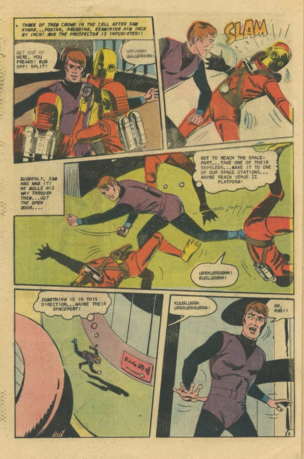 Space Adventures (1968) issue 8 - Page 20