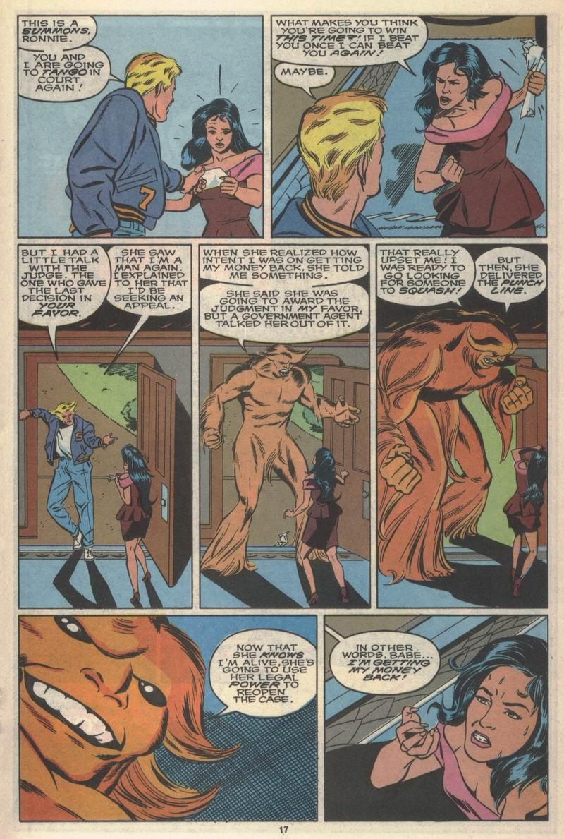 Read online Alpha Flight (1983) comic -  Issue #78 - 15