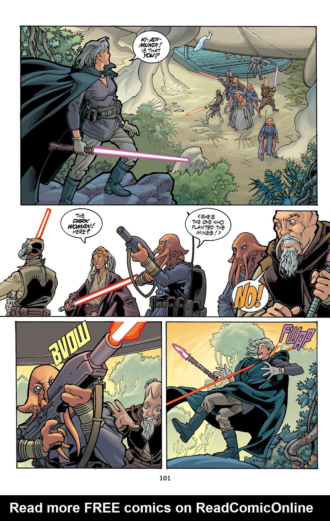 Read online Star Wars Omnibus comic -  Issue # Vol. 10 - 100