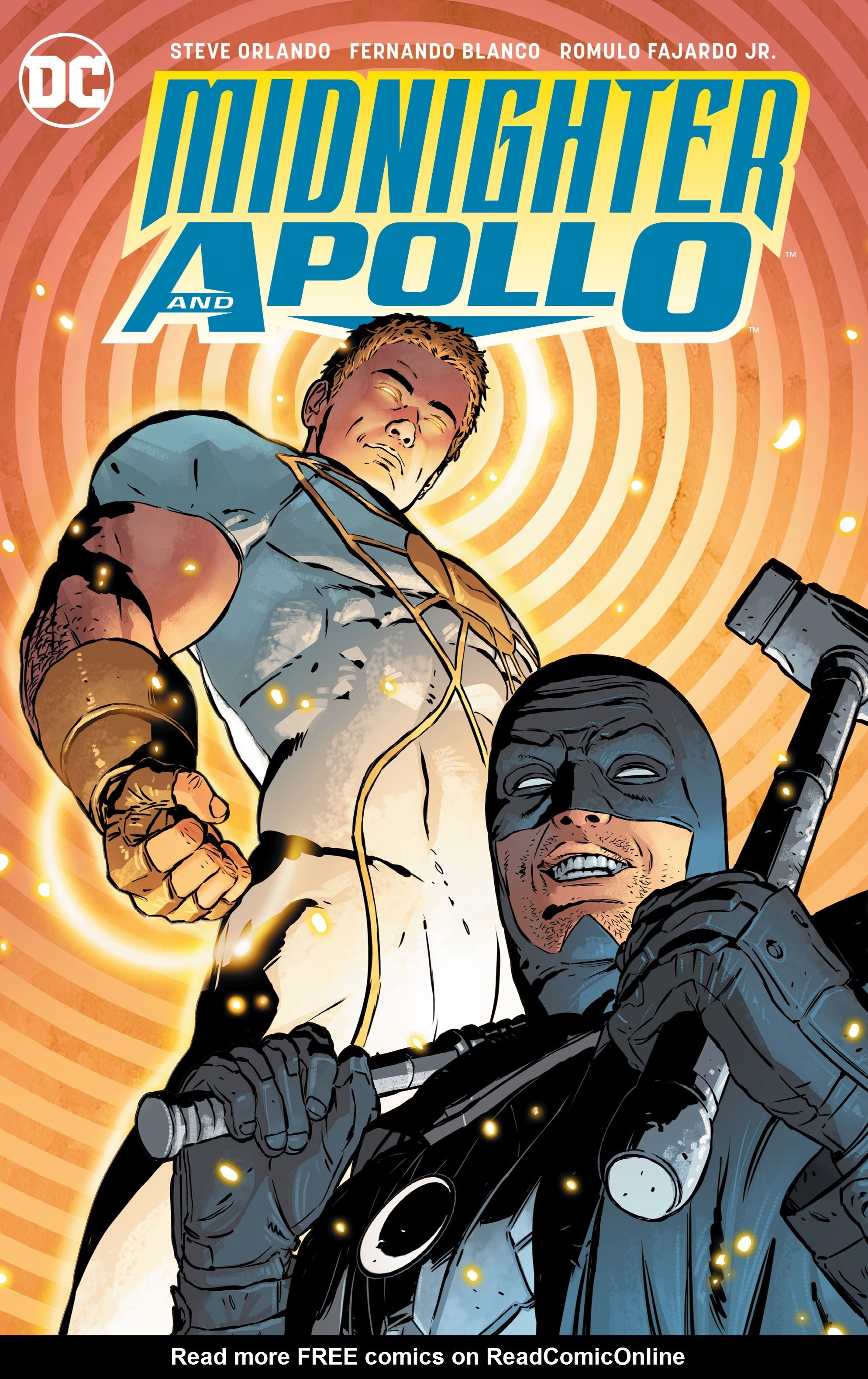 Midnighter and Apollo #_TPB #7 - English 1
