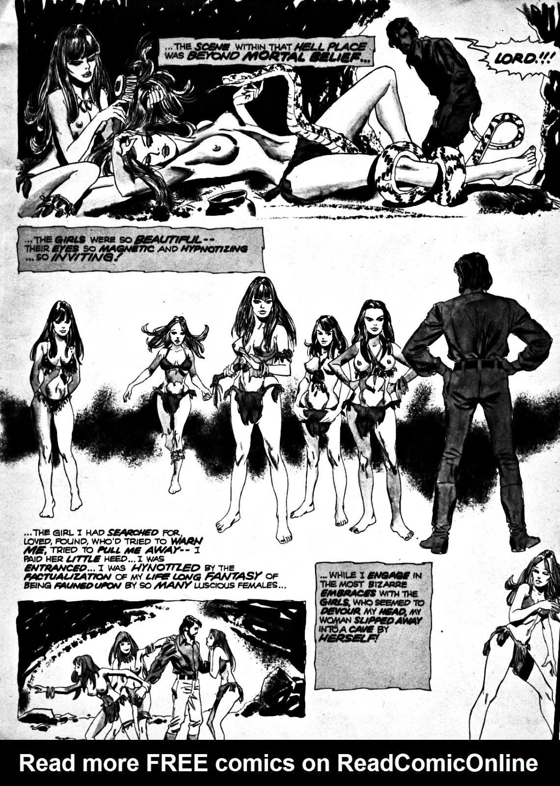 Scream (1973) issue 7 - Page 11