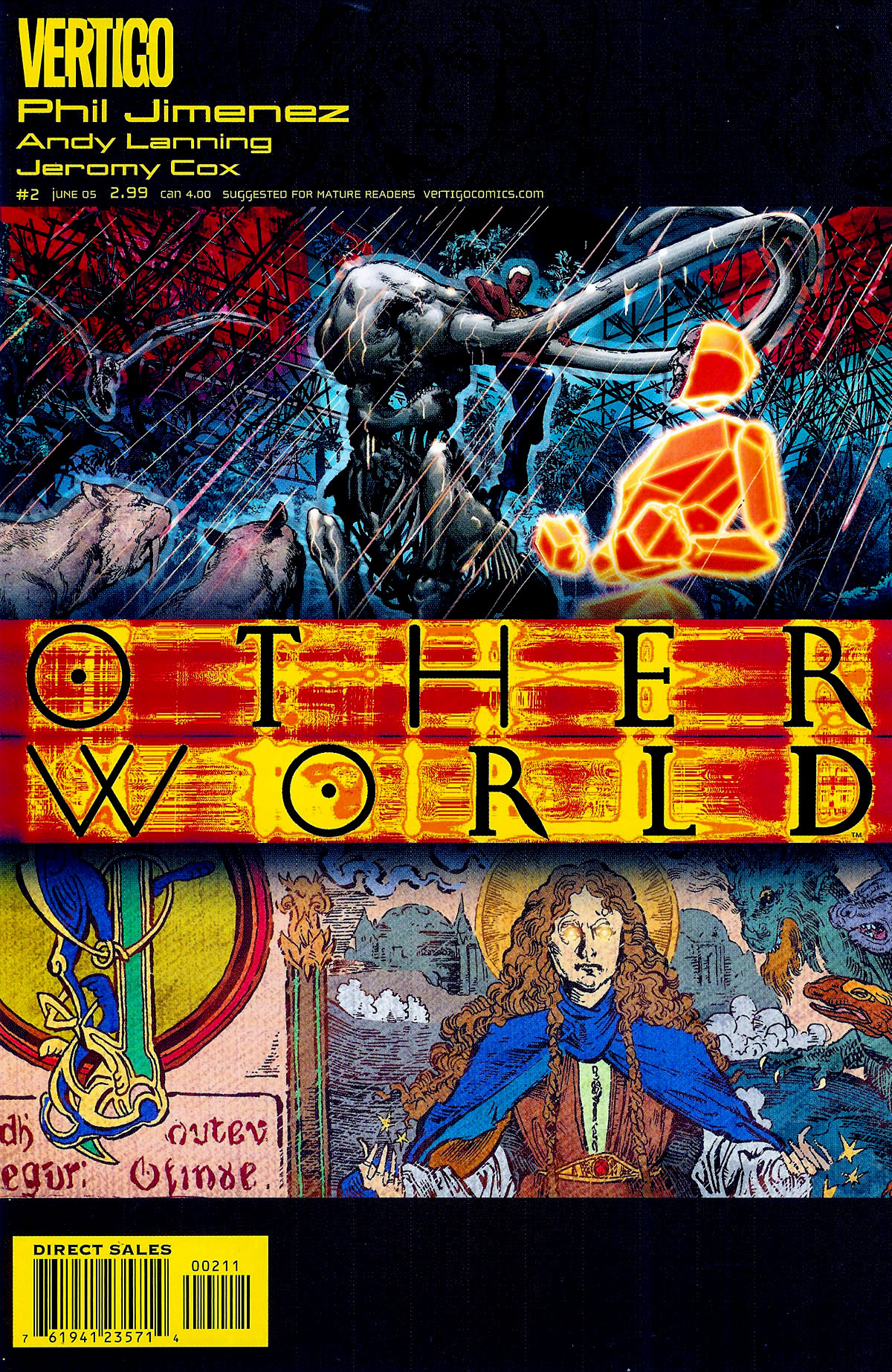 Otherworld issue 2 - Page 1