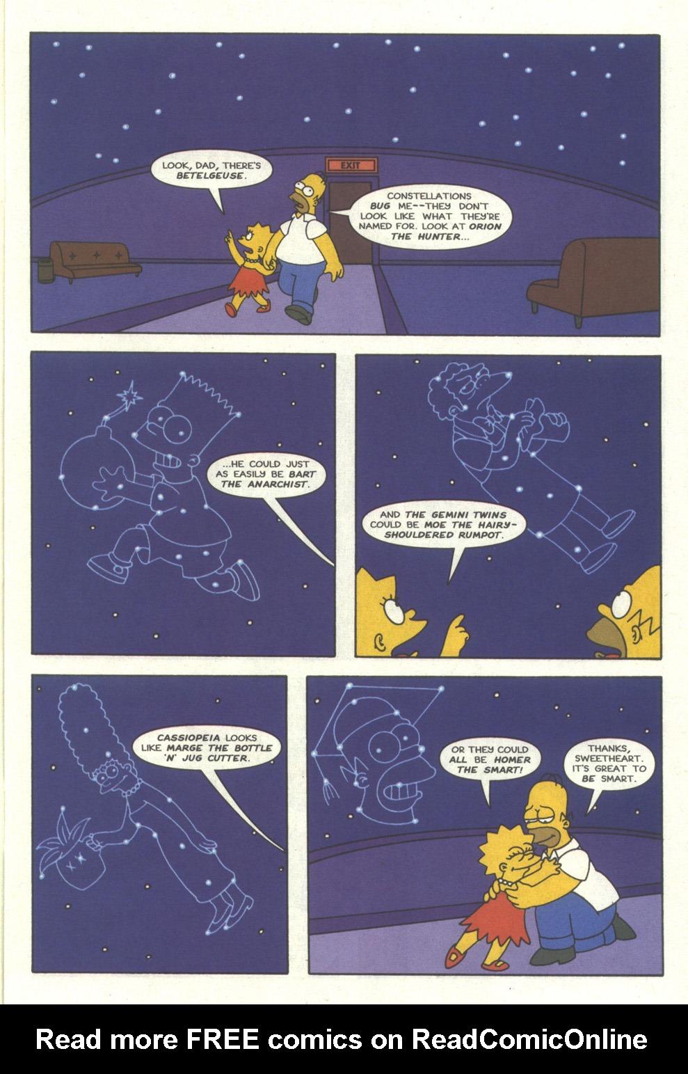 Read online Simpsons Comics comic -  Issue #27 - 14