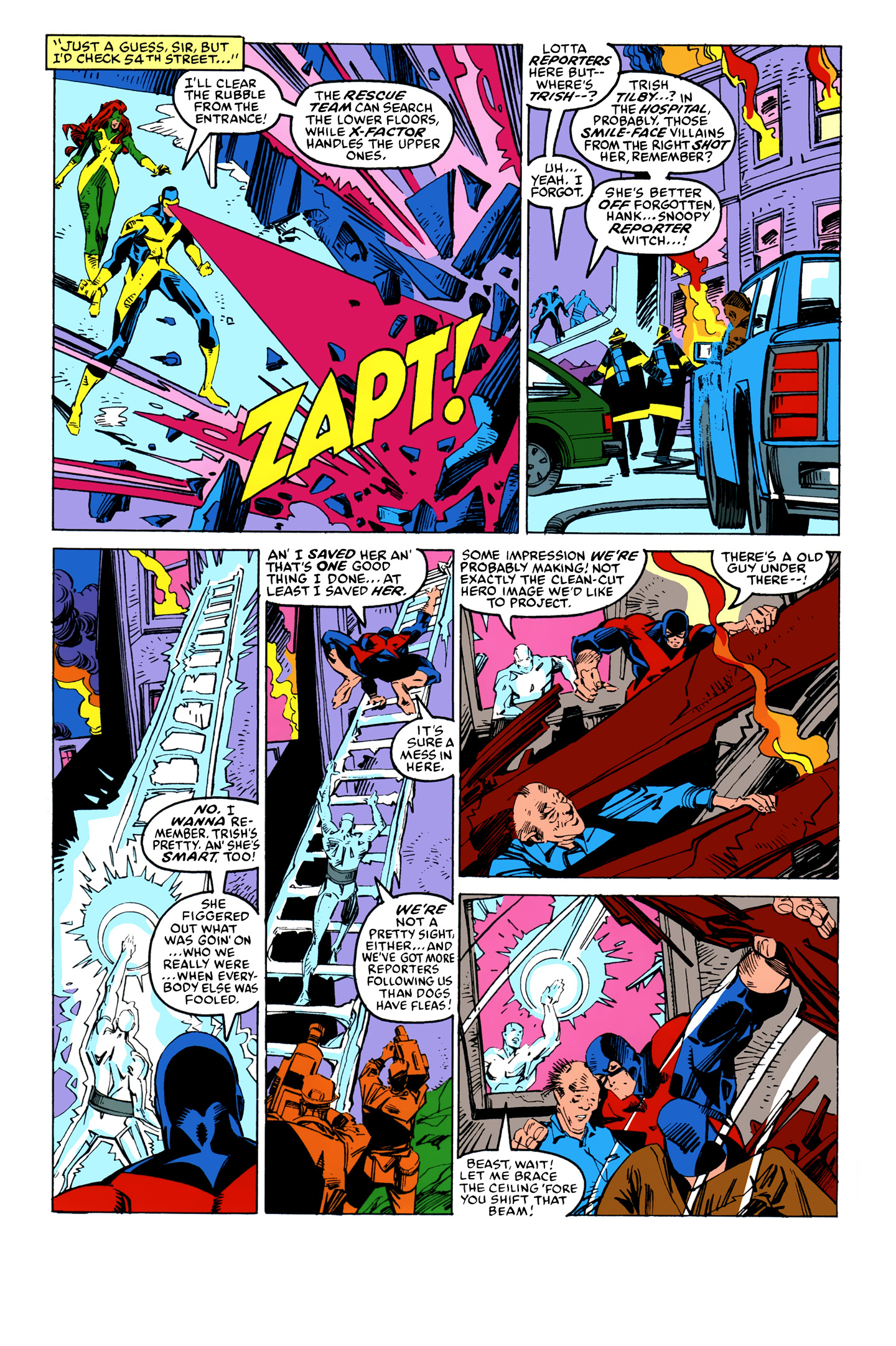 Read online X-Factor (1986) comic -  Issue #26 - 10