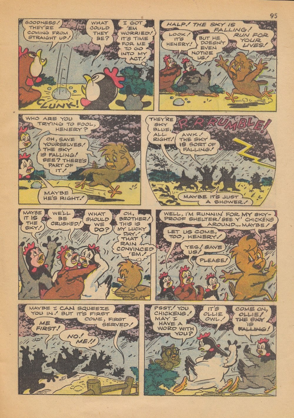 Bugs Bunny's Christmas Funnies issue TPB 4 - Page 97