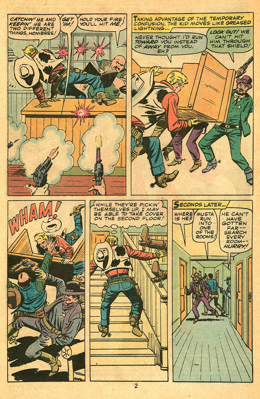 Kid Colt Outlaw issue 193 - Page 4