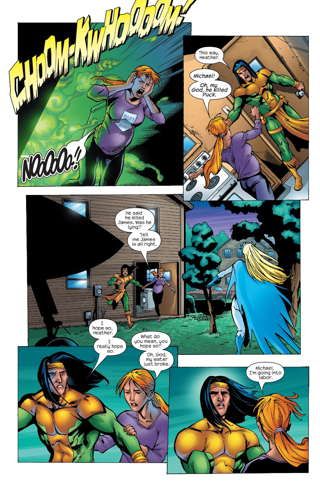Read online X-Men: Unstoppable comic -  Issue # TPB (Part 4) - 5