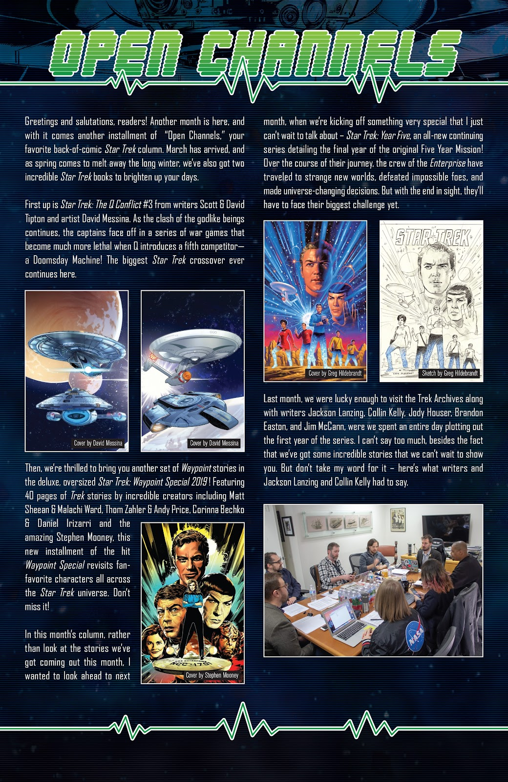 Read online Star Trek: Waypoint Special 2019 comic -  Issue # Full - 44