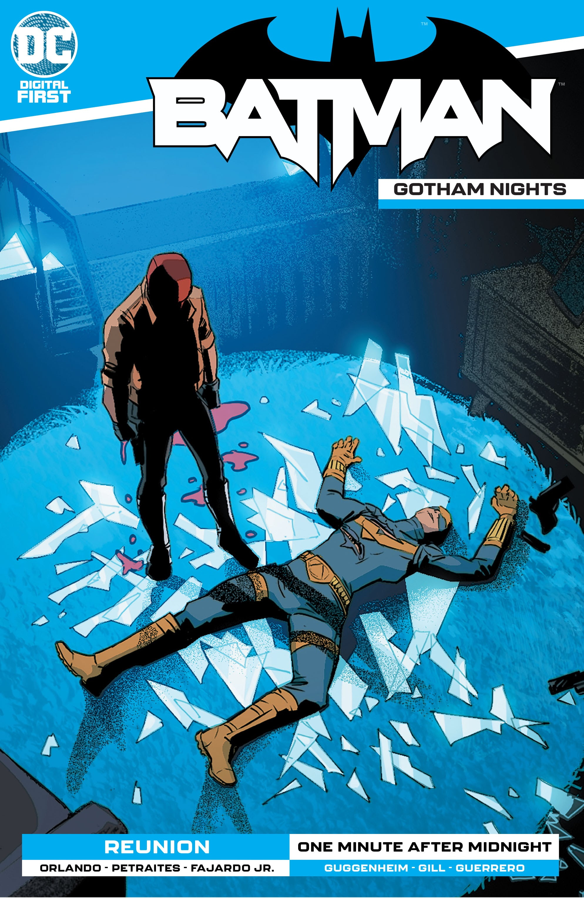 Batman: Gotham Nights (2020) 11 Page 1