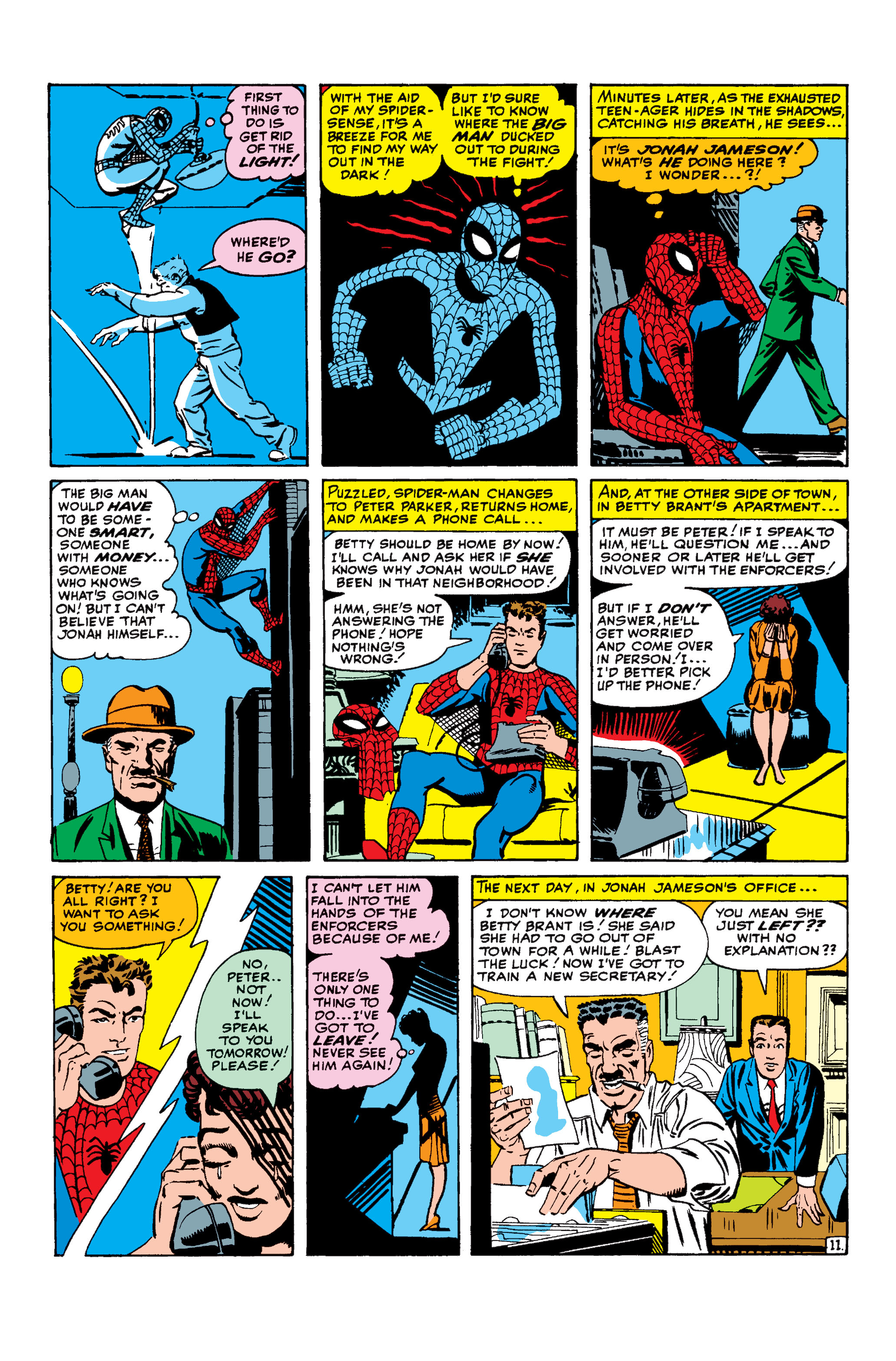 The Amazing Spider-Man (1963) 10 Page 11