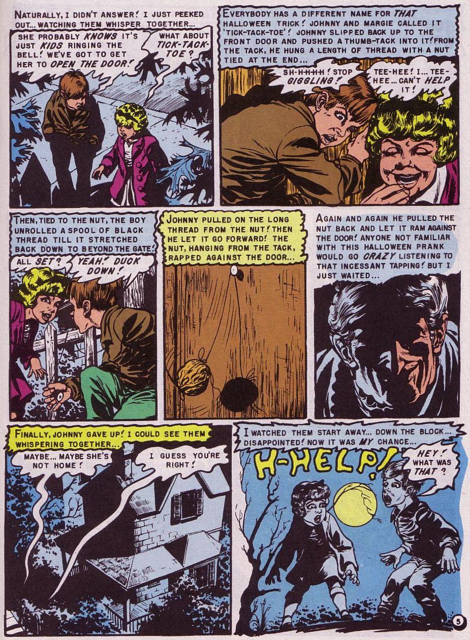 Read online Shock SuspenStories comic -  Issue #6 - 27